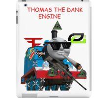 THOMAS THE DANK ENGINE MLG  iPad Case/Skin
