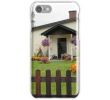 House in Kosta iPhone Case/Skin