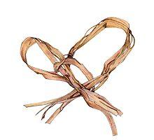 Twisted Twine Heart by Mariana Musa