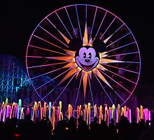 Disney Classic Mickey Mouse World of Color by notheothereye