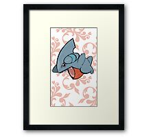 Fancy Gible Framed Print