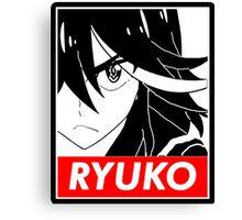 Ryuko Kill la Kill Canvas Print