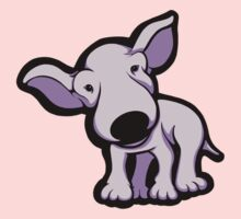 EBT Puppy Big Ears Lilac  Kids Clothes