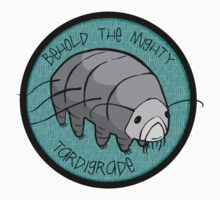 The Mighty Tardigrade by fishcakes