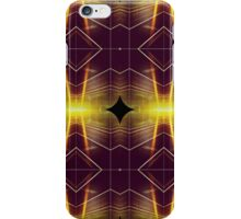 train lines iPhone Case/Skin