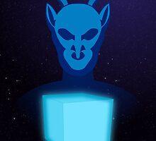 Animorphs Poster (Space) by tallshmo