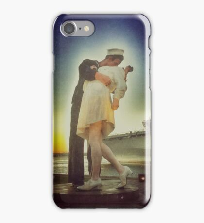 Unconditional Surrender iPhone Case/Skin