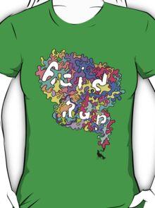 Acid Rap- Plain T-Shirt