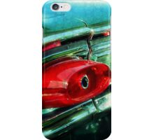 Classy Tail Lights iPhone Case/Skin