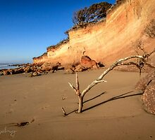 anglesea at dawn by dnd1788