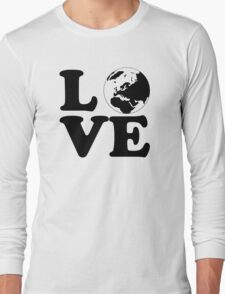 Love World Long Sleeve T-Shirt