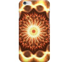 Warm Cinnamon iPhone Case/Skin
