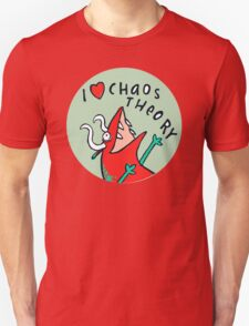 I *heart* Chaos Theory T-Shirt