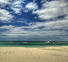 Clouds over Quindalup. by Adrian Kent