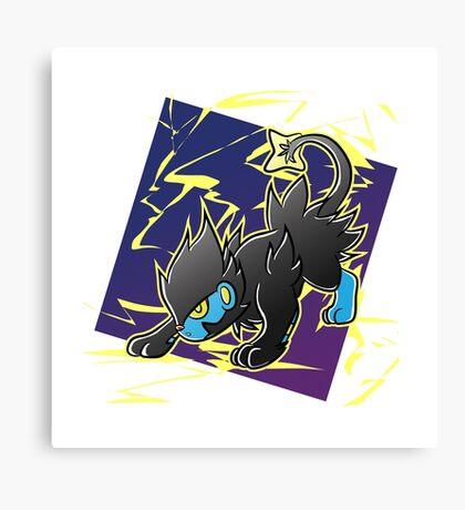 Pokemon - Luxray Canvas Print