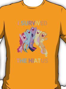I Survived The Hiatus T-Shirt