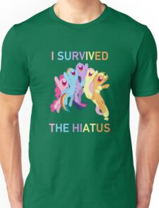 I Survived The Hiatus - MLP FiM - Brony Unisex T-Shirt