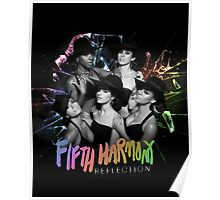Reflection Tour Merch [RAINBOW] // Fifth Harmony Poster