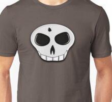 Skull Bullet Hole Tee Unisex T-Shirt