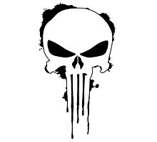 Punisher Photographic Print