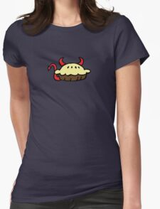 Devil Pie Womens Fitted T-Shirt