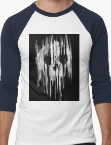 Attic Ghost  Men's Baseball ¾ T-Shirt