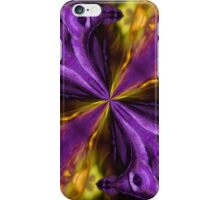 Make believe your life is a painting iPhone Case/Skin