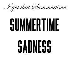 Summertime Sadness by jackschutz7