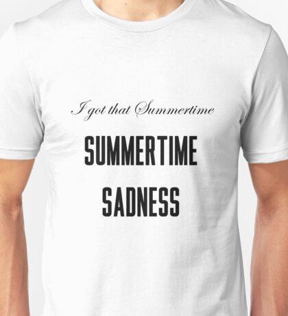 Summertime Sadness Unisex T-Shirt