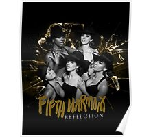 Reflection Tour Merch [GOLD] // Fifth Harmony Poster