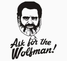 Ask for the Wolfman by Seb Phillips