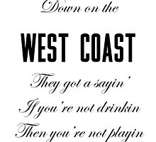 West Coast by jackschutz7
