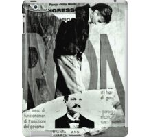 Poster Archaeology 8 iPad Case/Skin