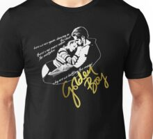 Golden Boy (Style: DARK) Unisex T-Shirt