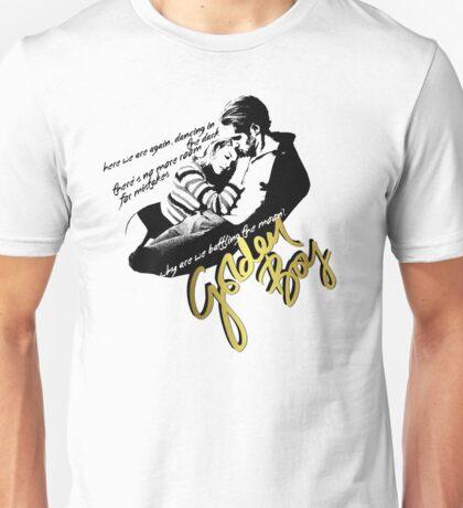 Golden Boy (Style: LIGHT) Unisex T-Shirt