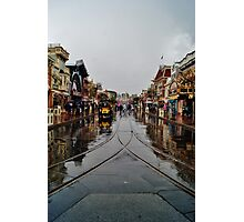 Main Street Photographic Print