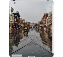 Main Street iPad Case/Skin