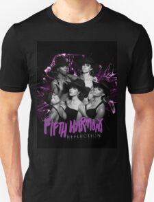 Reflection Tour Merch [PURPLE] // Fifth Harmony Unisex T-Shirt