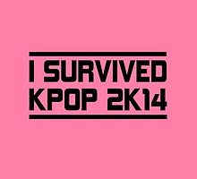 I SURVIVED KPOP 2K14 -  SM PINK by Kpop Seoul Shop
