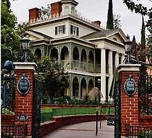 Haunted Mansion by rachelgracey