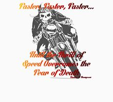 Faster Unisex T-Shirt
