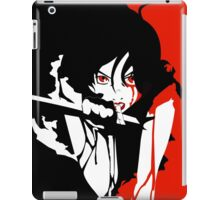 Blood for blood iPad Case/Skin