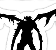 Death Note (Black) Sticker