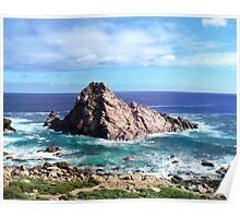 Sugarloaf Rock Poster