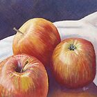 She'll Be Apples! by Fiona  Lee