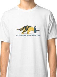 Pixel Centrosaurus Classic T-Shirt