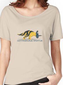 Pixel Centrosaurus Women's Relaxed Fit T-Shirt