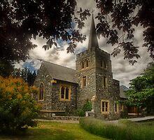 Medieval New Zealand by Peter Kurdulija