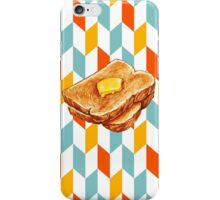 Butter Toast iPhone Case/Skin