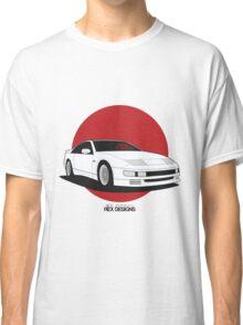 Nissan Fairlady 300ZX Z32 (Rising Sun) Classic T-Shirt